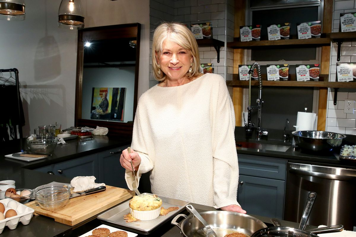 Beyond Meat Partners With Martha Stewart To Launch Beyond Breakfast Sausage In New York City