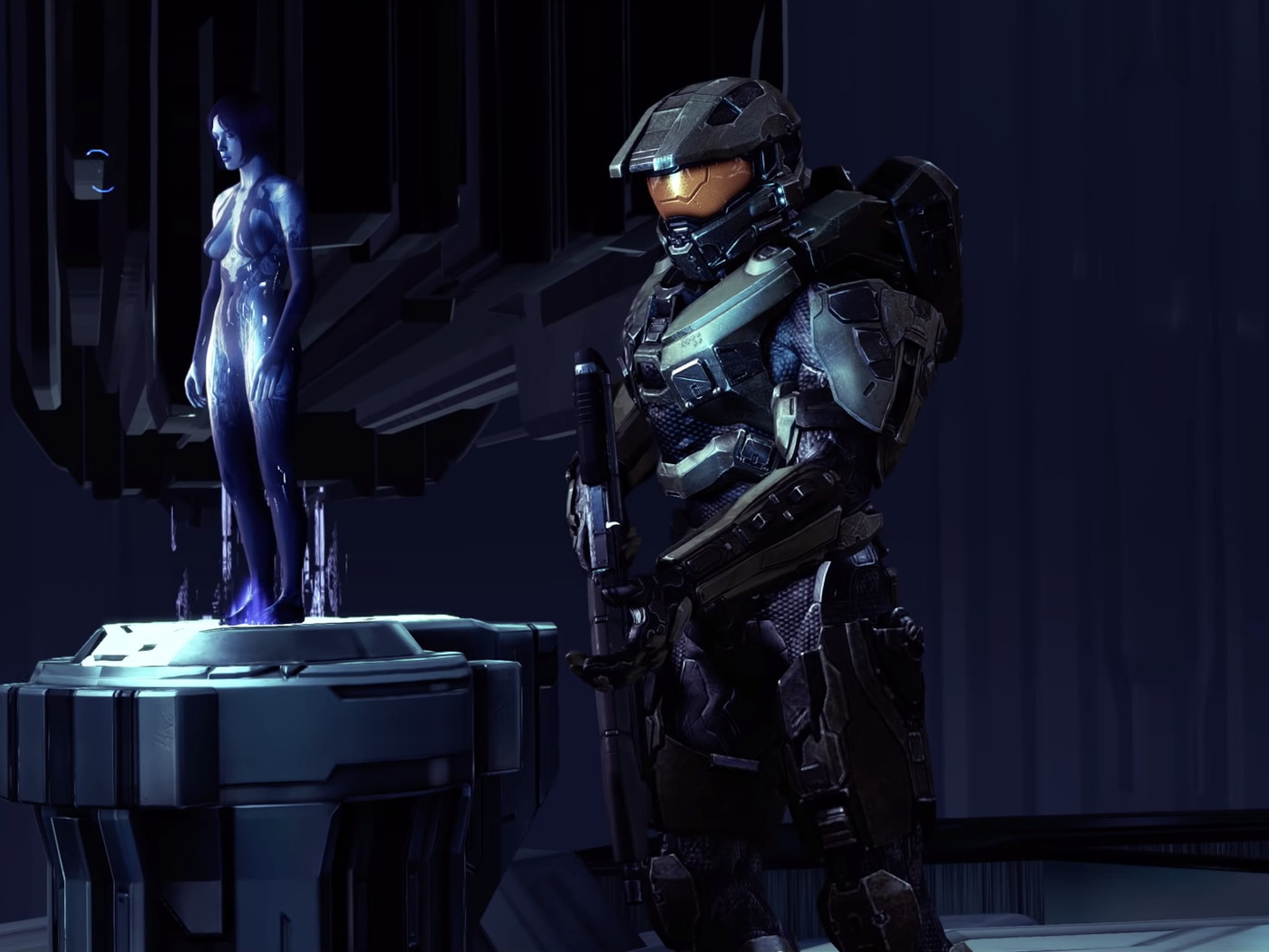Microsoft Will Let Pc Players Test Halo The Master Chief