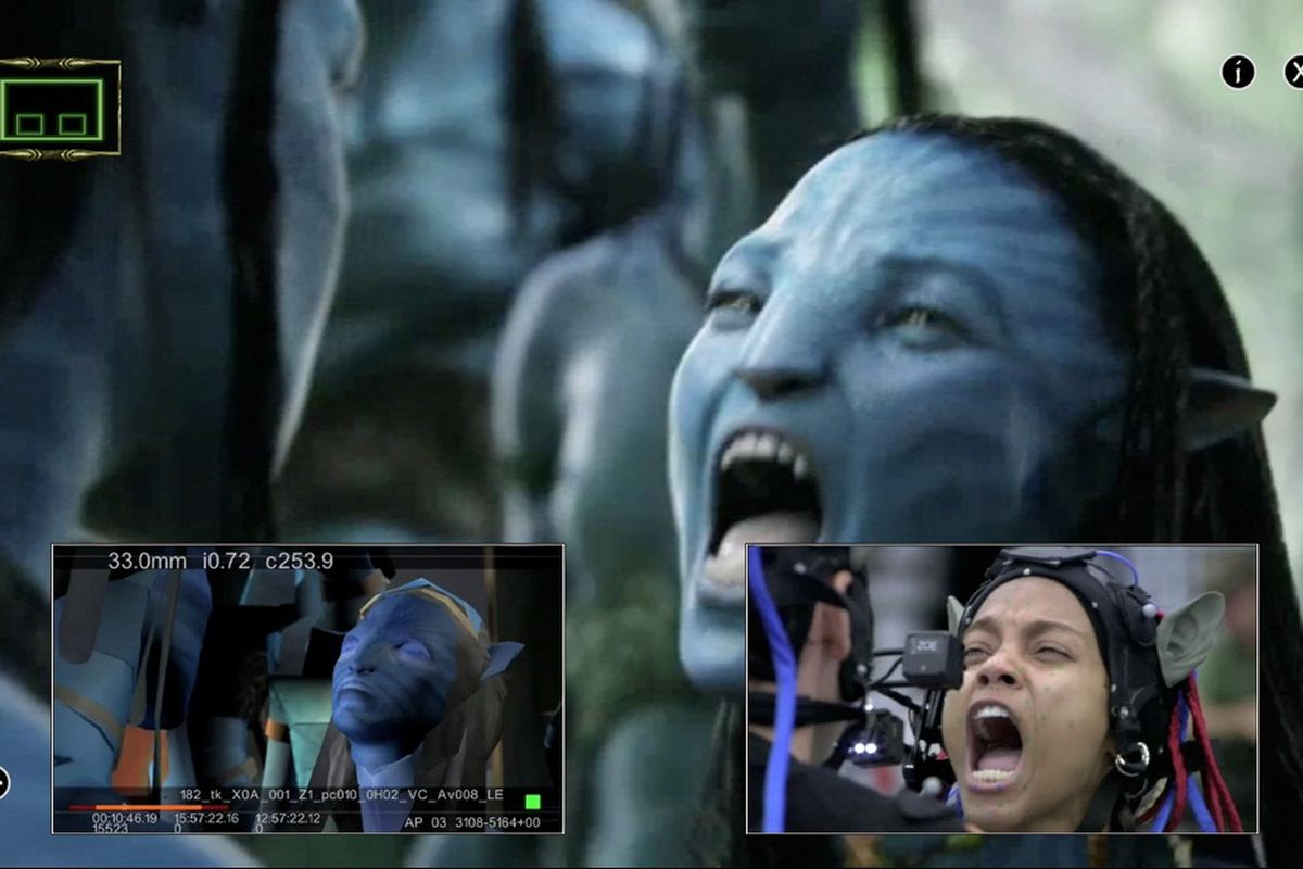 Avatar iTunes Extras special edition lets you dissect key scenes ...