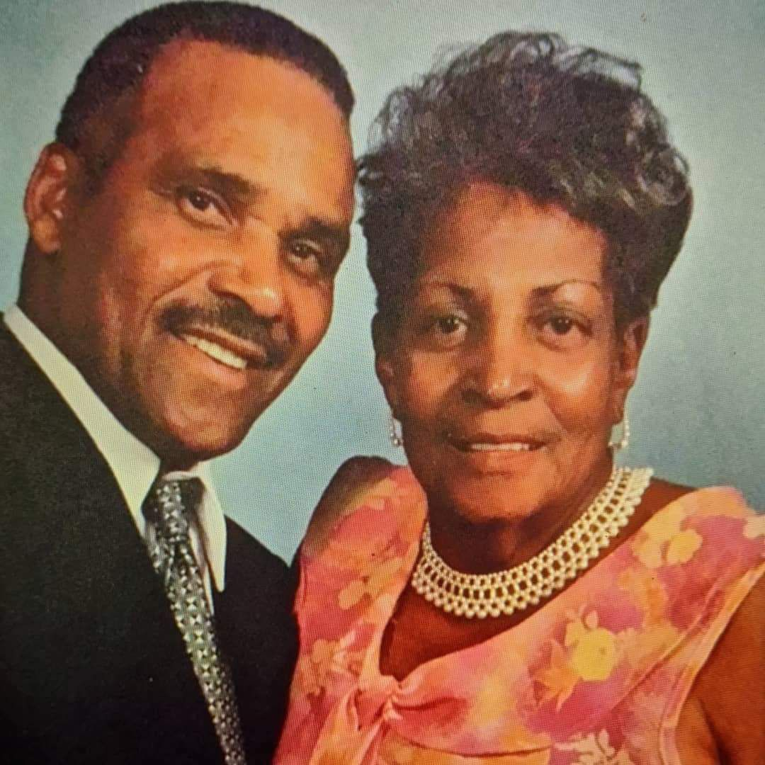 Richard and Grace Barnett.