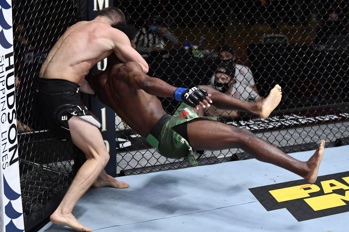UFC 259: Petr Yan vs. Aljamain Sterling