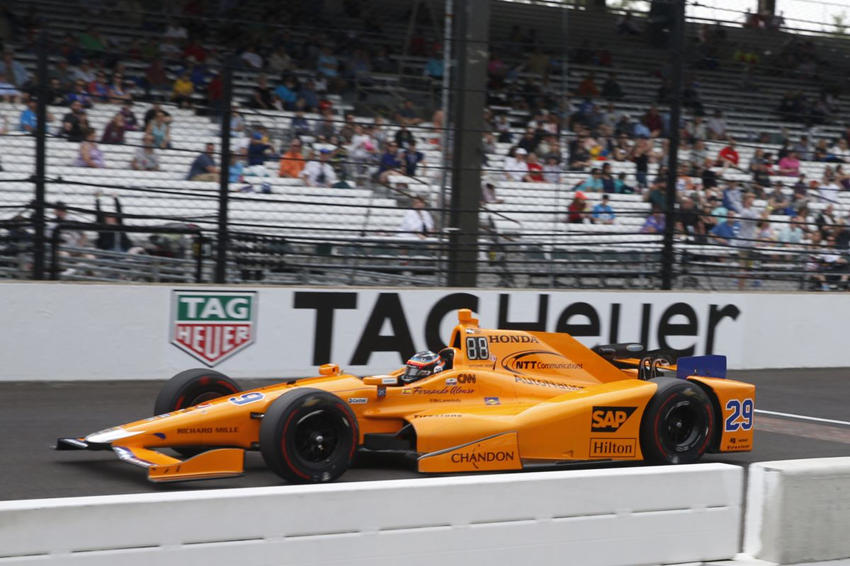 Indy 500 Pole Day