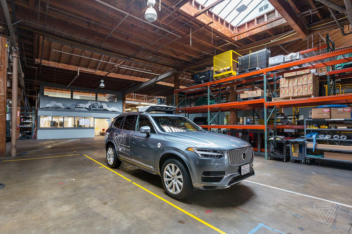 Uber suspended from autonomous vehicle testing in Arizona following ...