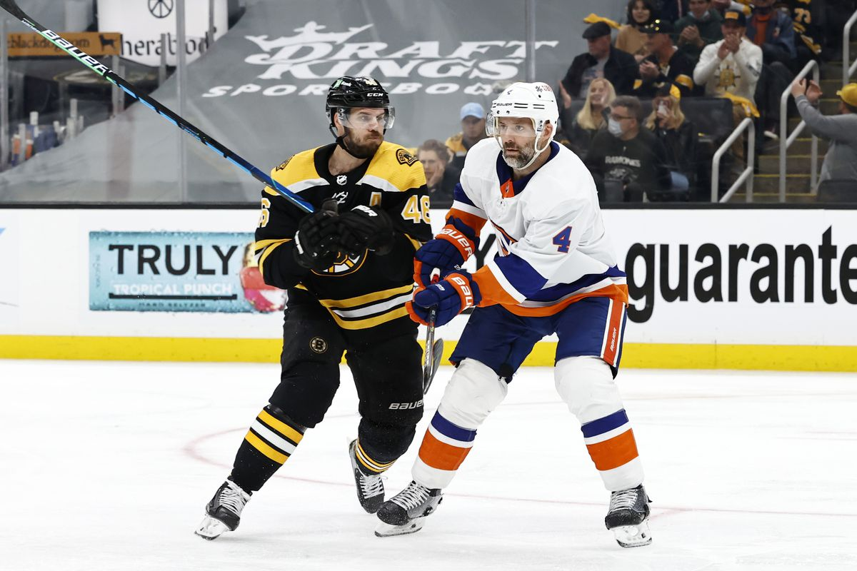NHL: MAY 31 Stanley Cup Playoffs Second Round - Islanders at Bruins
