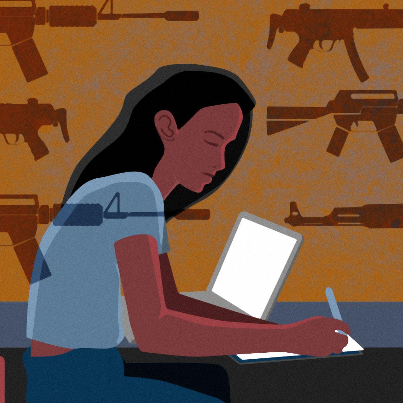 Wattpad, a popular writing platform, is full of school