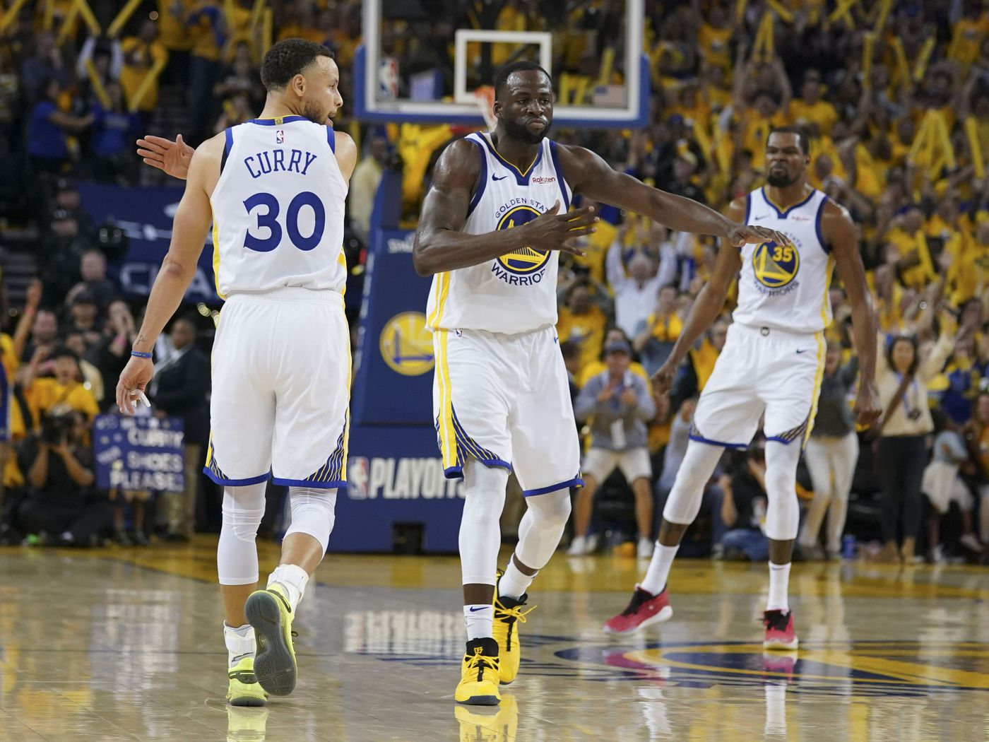 334b65560b4f Warriors Rockets Game 2 preview  The other side of the hot stove - Golden  State Of Mind