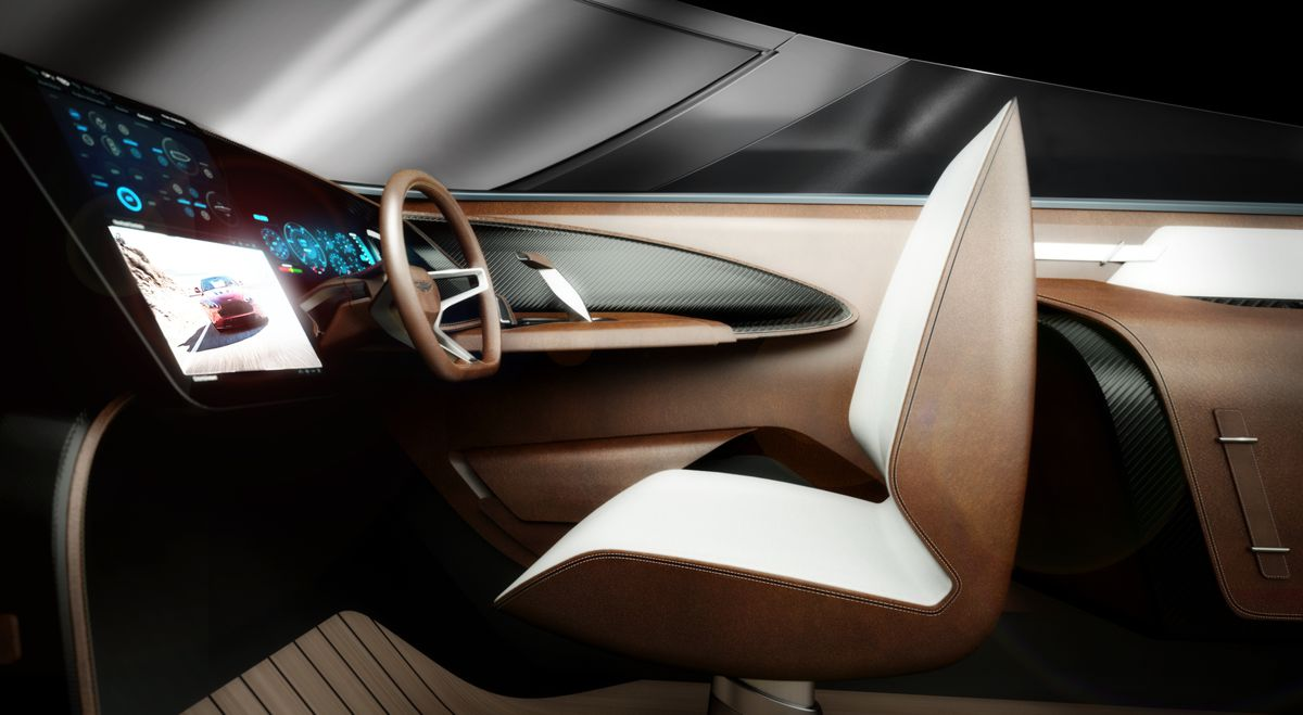 Aston Martin Powerboat