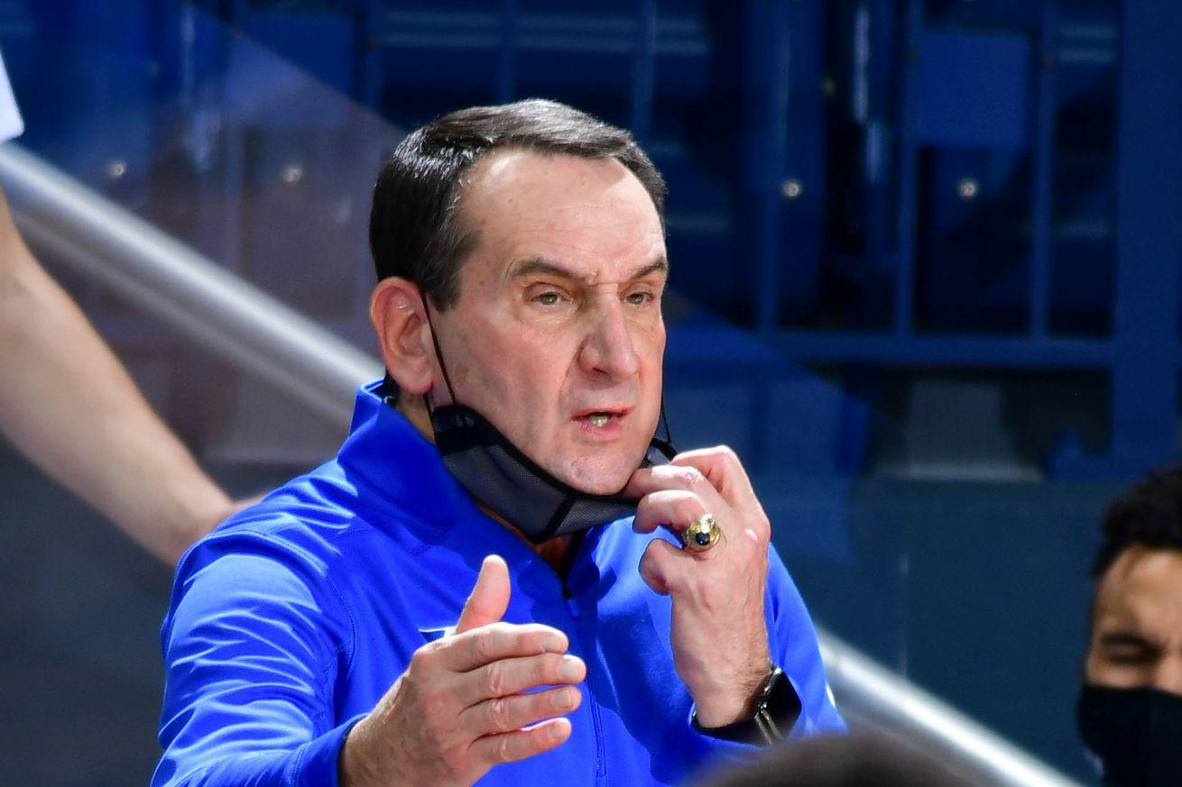 NCAA Basketball: Duke at Notre Dame