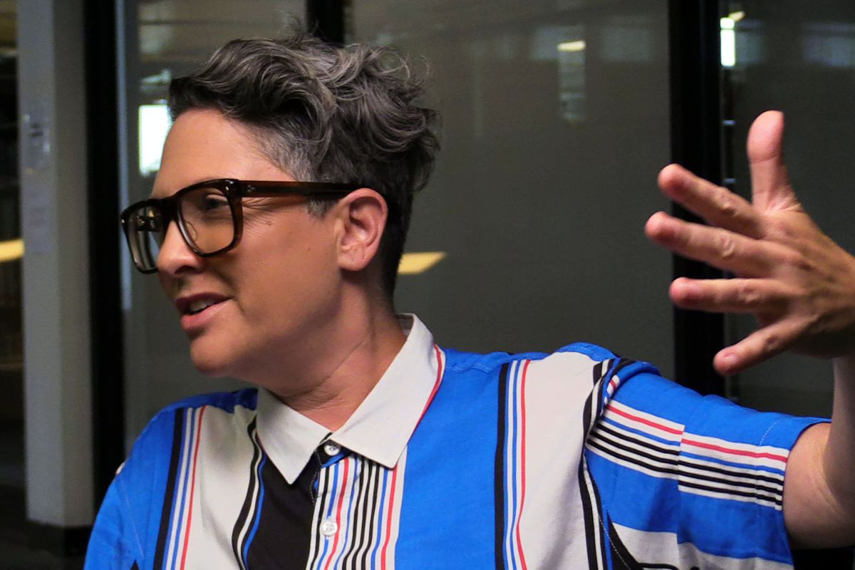 Exploring with Jill Soloway, 50 years later, shared childhood in urban renewal South Commons
