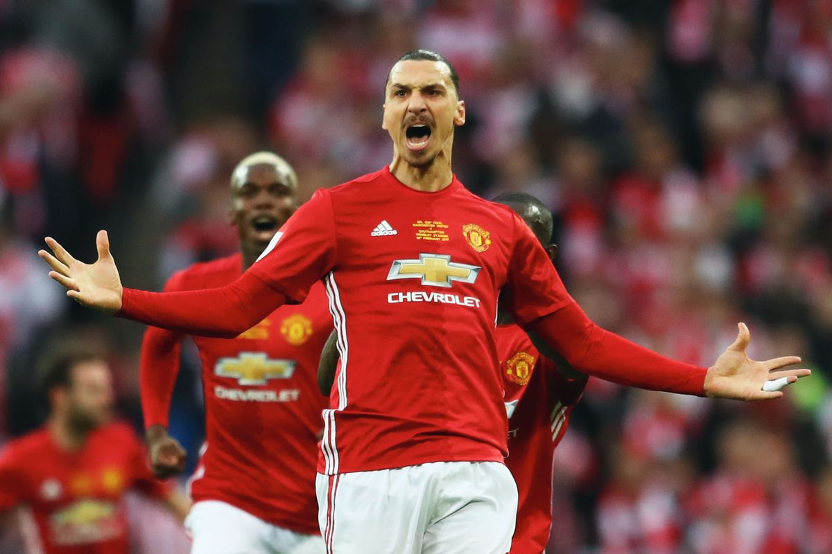 Mkhitaryan, Ibrahimovic, Pogba nominated for Europa League Player of the season