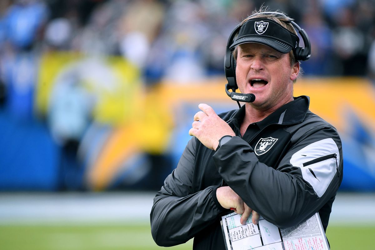 Oakland Raiders vLos Angeles Chargers