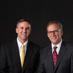 Meet the Mormons producer, Jeff Roberts, with writer and director, Blair Treu.