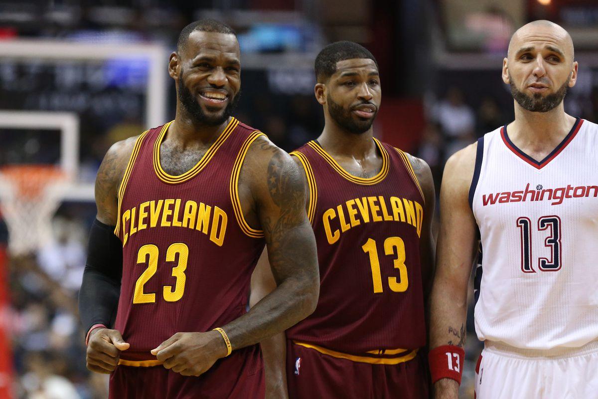 NBA: Cleveland Cavaliers at Washington Wizards