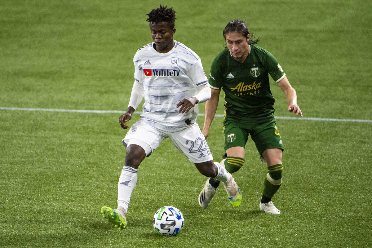 MLS: Los Angeles FC at Portland Timbers