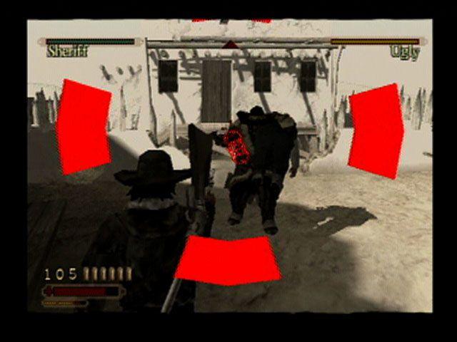 Red dead revolver - Deadeye combat