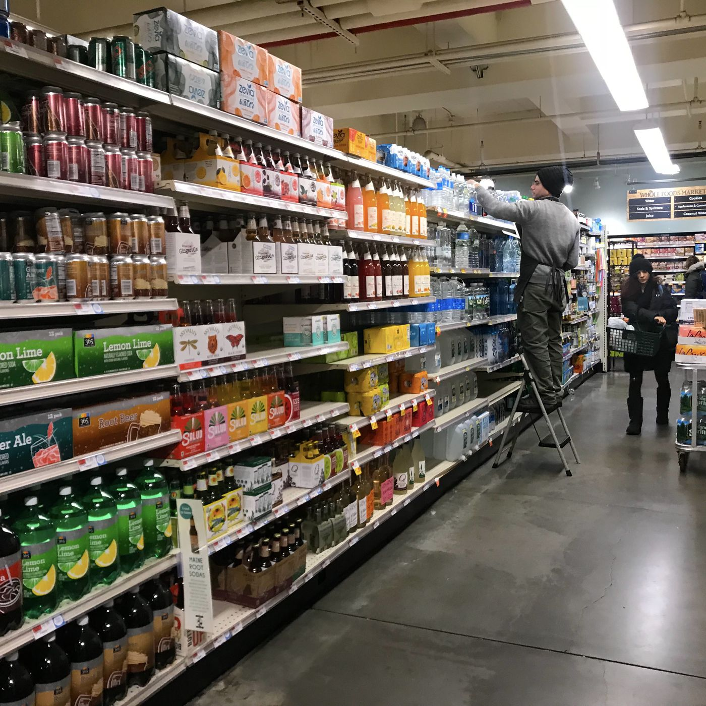 Amazons Changes To Whole Foods Mean Empty Shelves Fewer Local