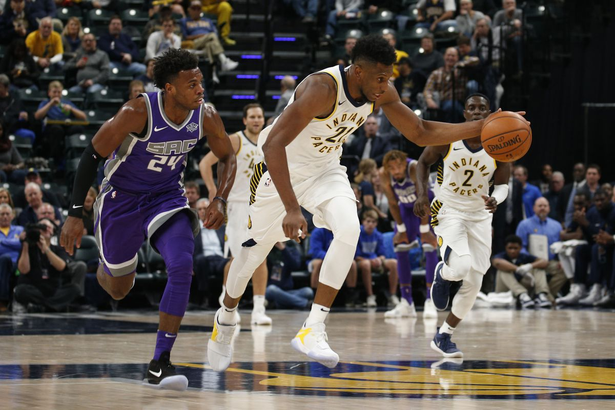 Thaddeus 2018 >> Thaddeus Young Setting Effort Standard For Pacers Indy