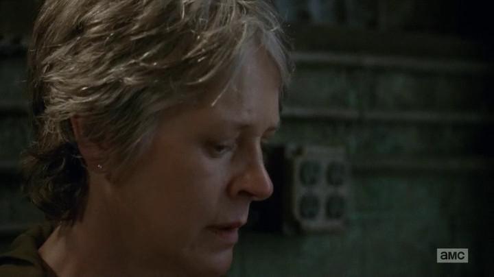 Carol feels bad