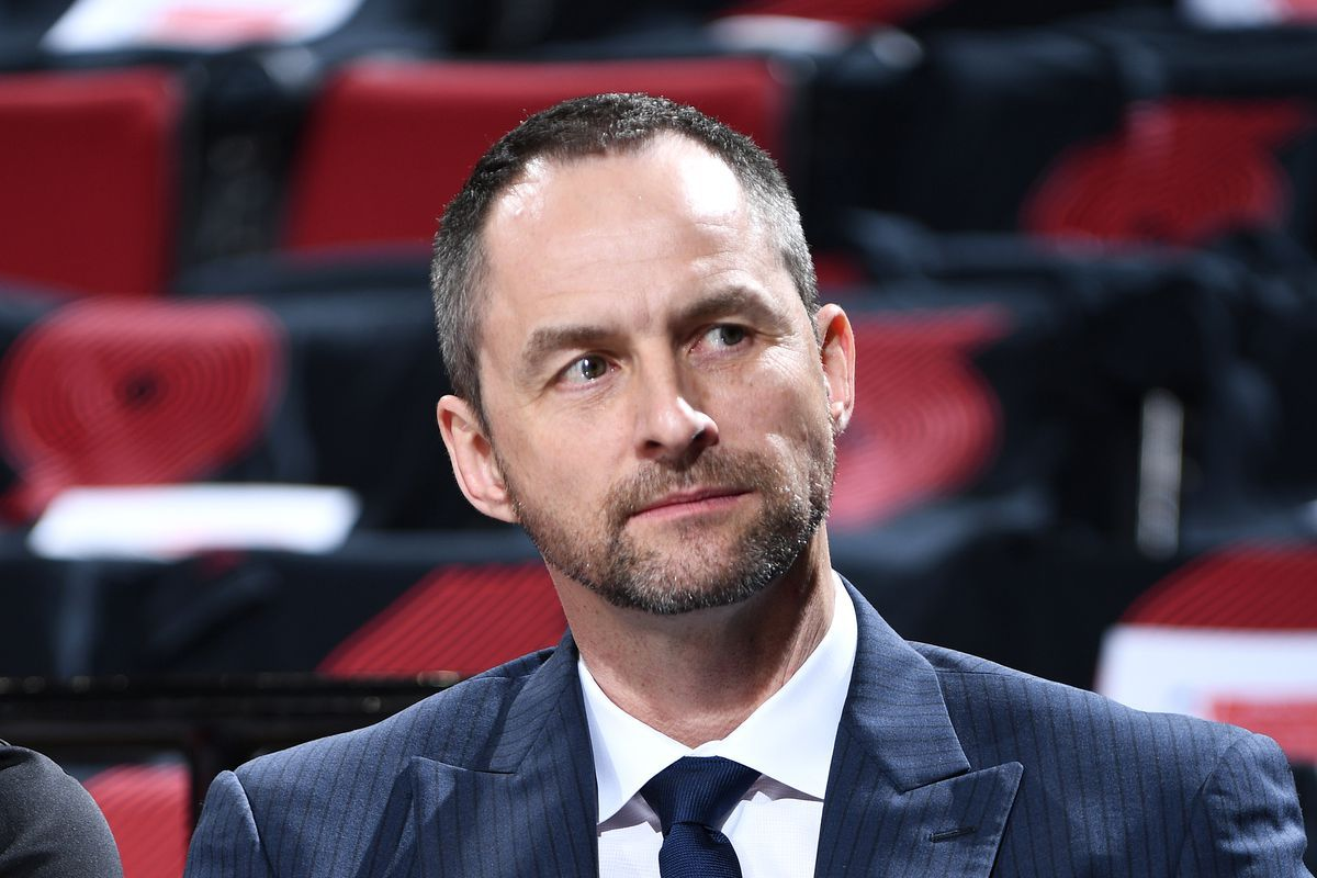 """""""I like the players,"""" Bulls executive vice president Arturas Karnisovas said of the NBA Draft. """"I like a lot of players that are in our range. ... So I think we'll add a good player to our roster next year.''"""