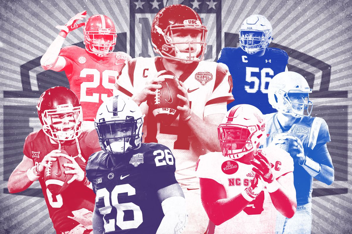 NFL Mock Draft: How Six Quarterbacks Could Go in the First Round  The Ringer