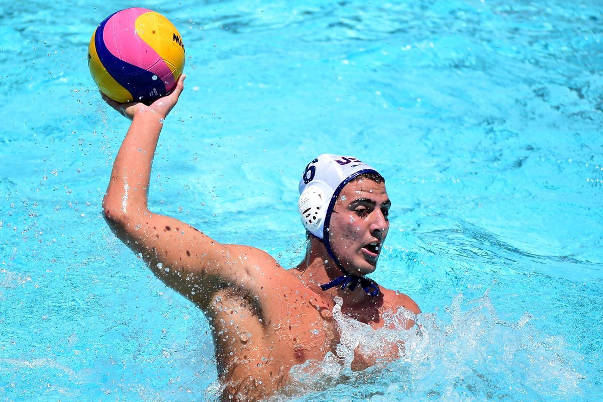 Current Cal student Luca Cupido will team up with Cal alum John Mann to try to win a U.S.A. men's water polo medal in Rio.