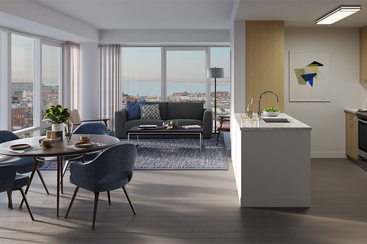 Boston S First All Affordable Apartment Complex In Over 25 Years Revealed
