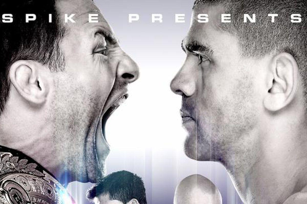 Joe Warren vs. Marcos Galvao on March 27th in Thackerville.