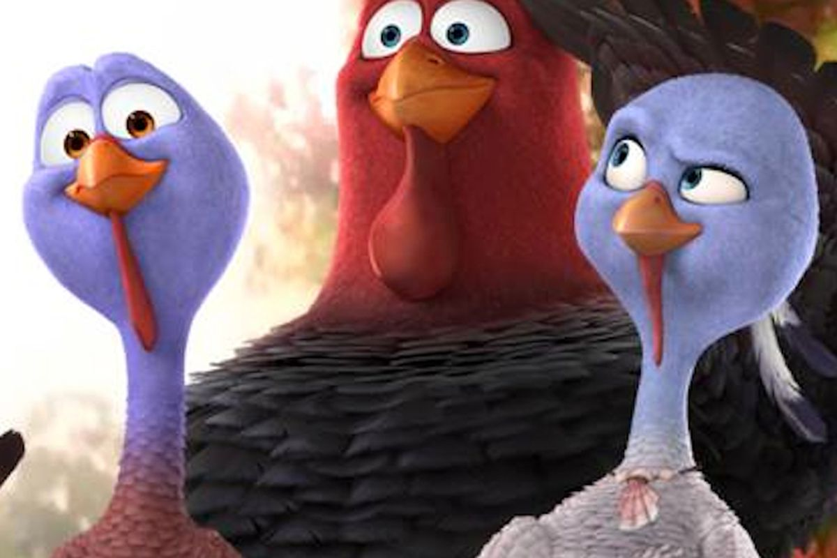 review: free birds makes turkeys of us all - eater, Powerpoint templates