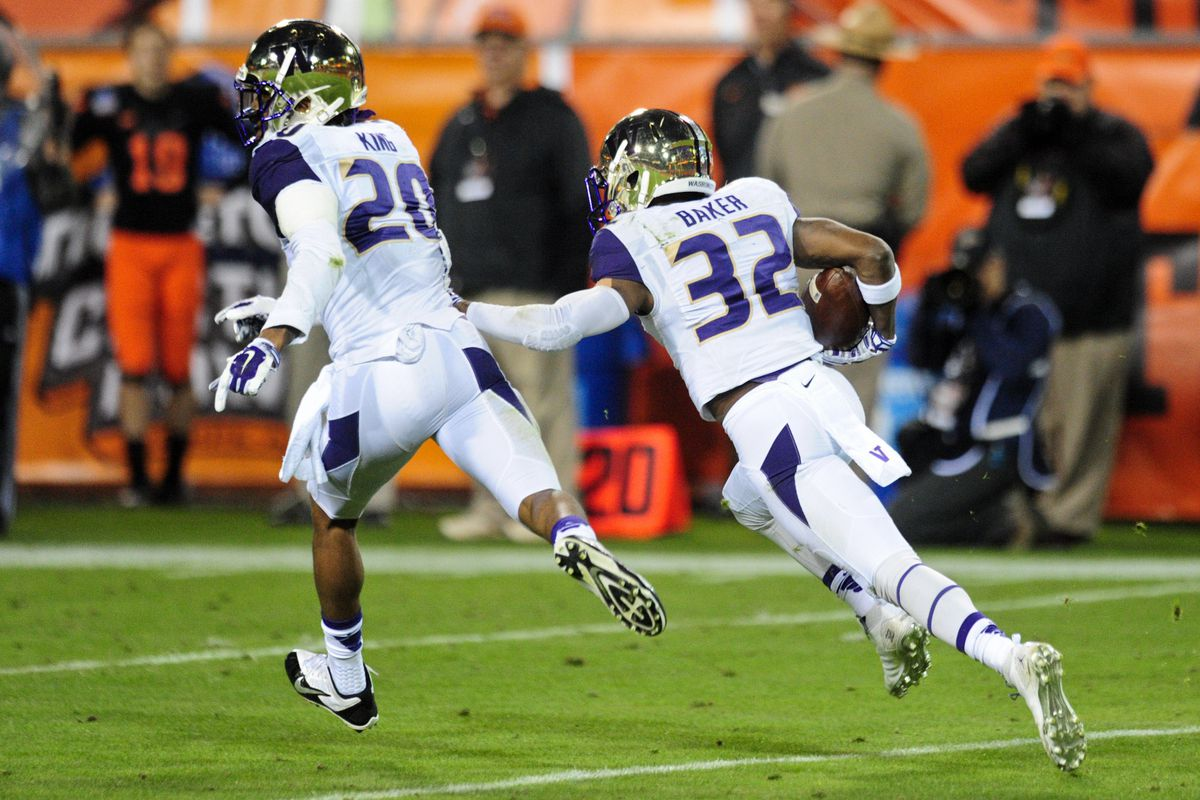 Will S Budda Baker get more chances with the ball in his hands in 2015?