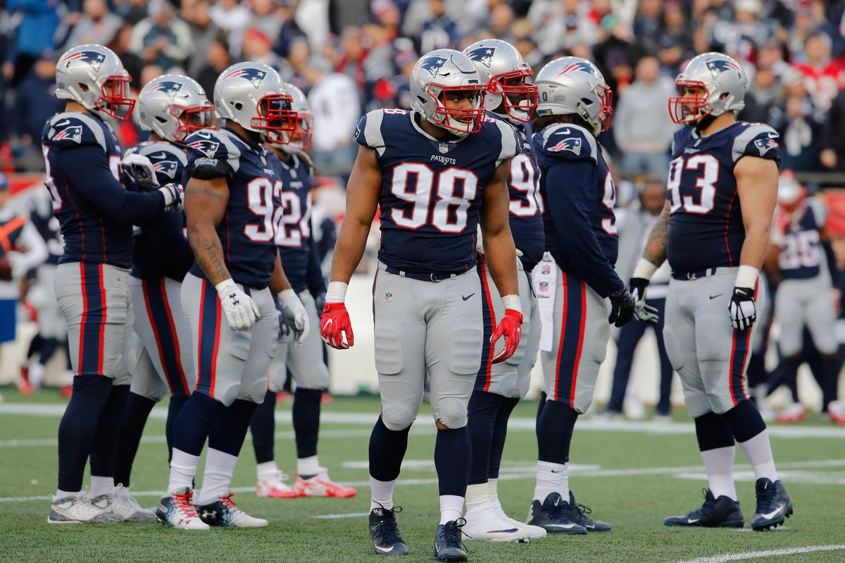 Image result for patriots defense