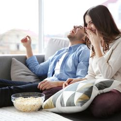 A new study from media company Xfinity found that many American couples report that watching TV together strengthened their relationship. That may be more true than many realize.