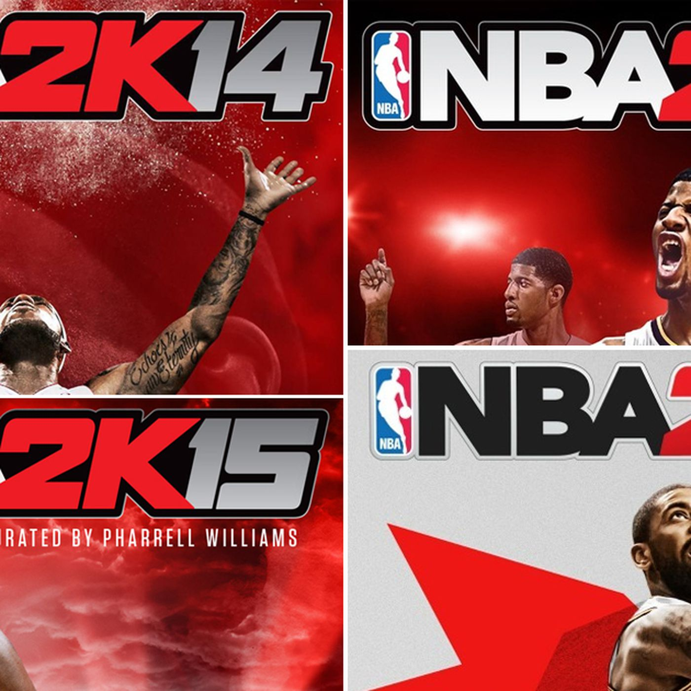 NBA 2K' has a cover curse, and it's about players leaving