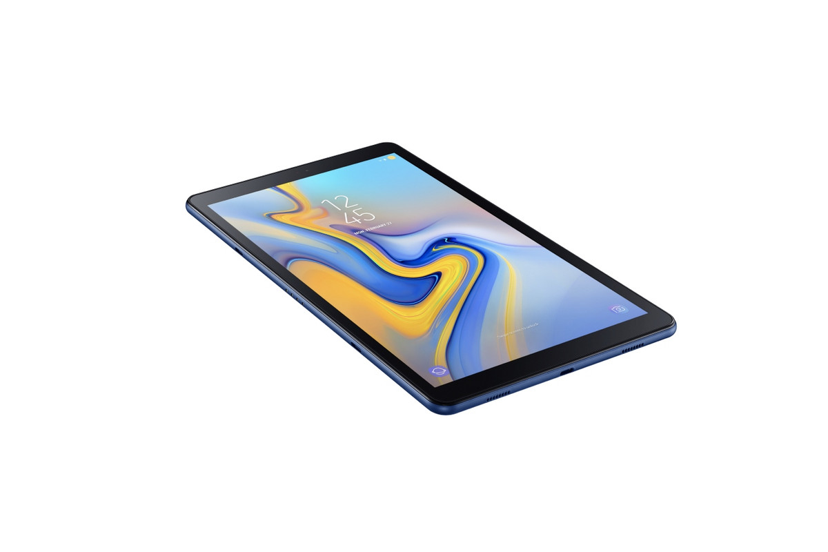 Samsung made a cheaper version of the Galaxy Tab S4 without stylus or keyboard support