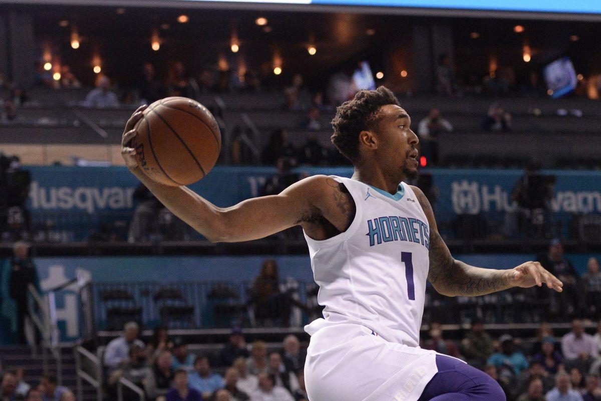 NBA: Dallas Mavericks at Charlotte Hornets