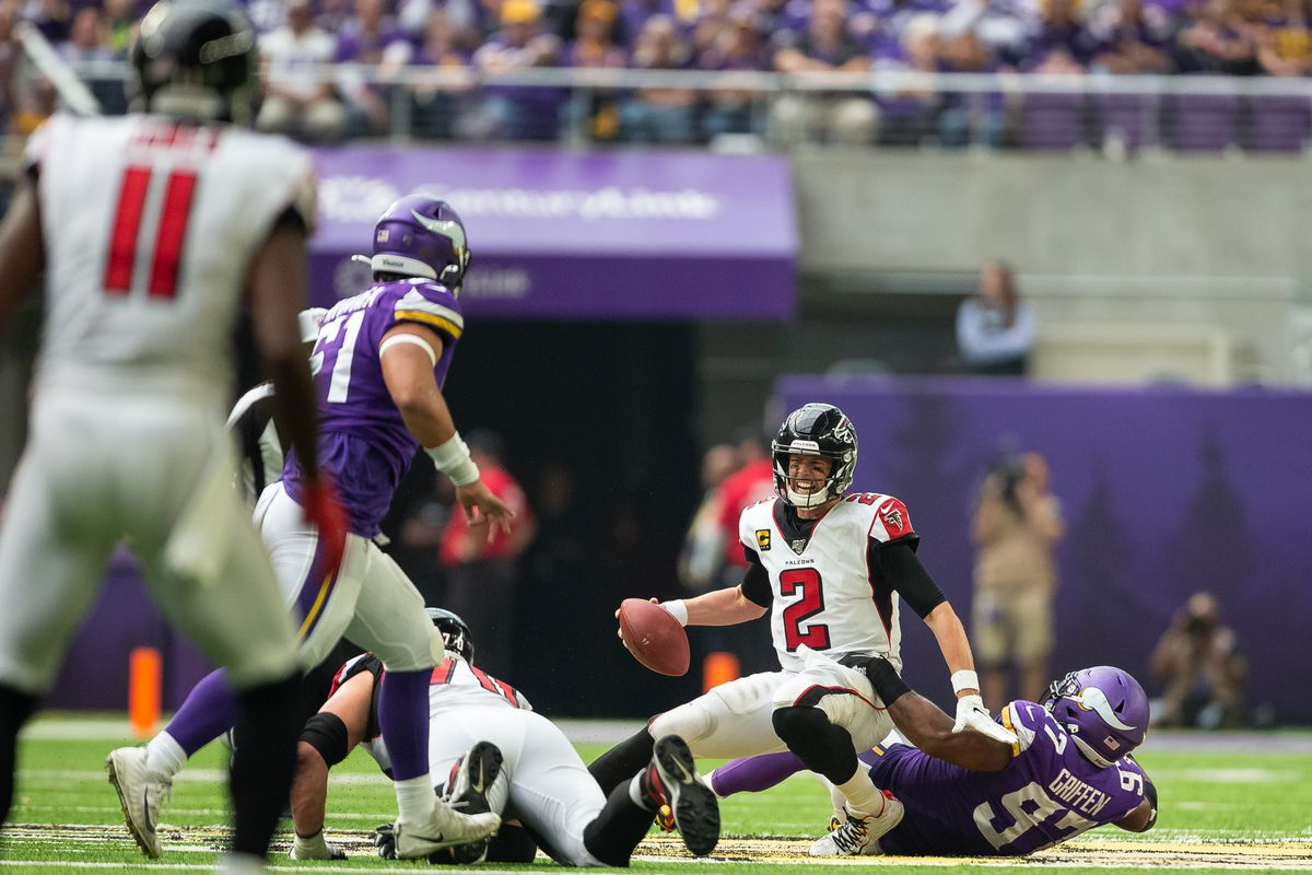 Falcons snap counts: Making sense of a brutal game - The