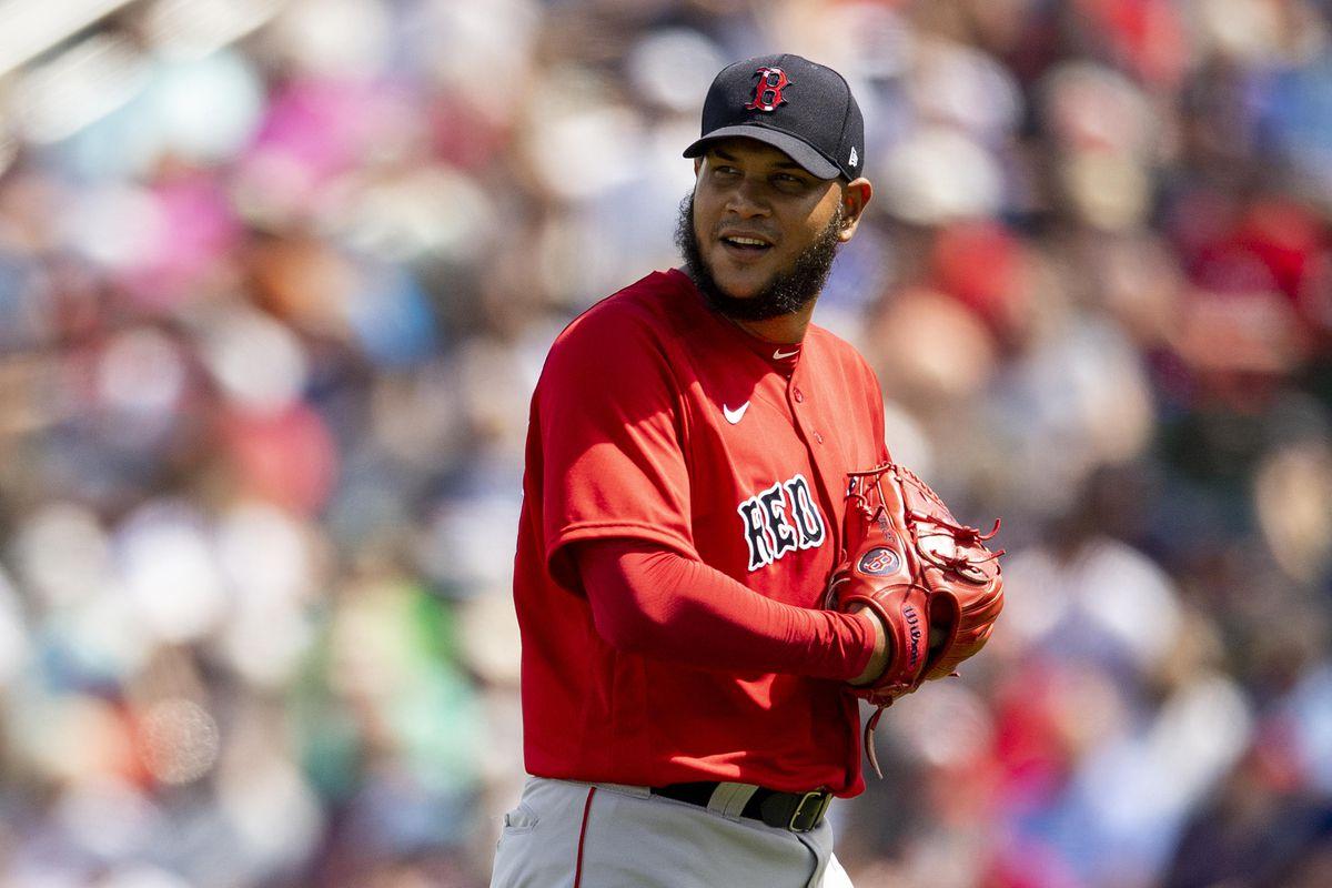 Boston Red Sox v Atlanta Braves