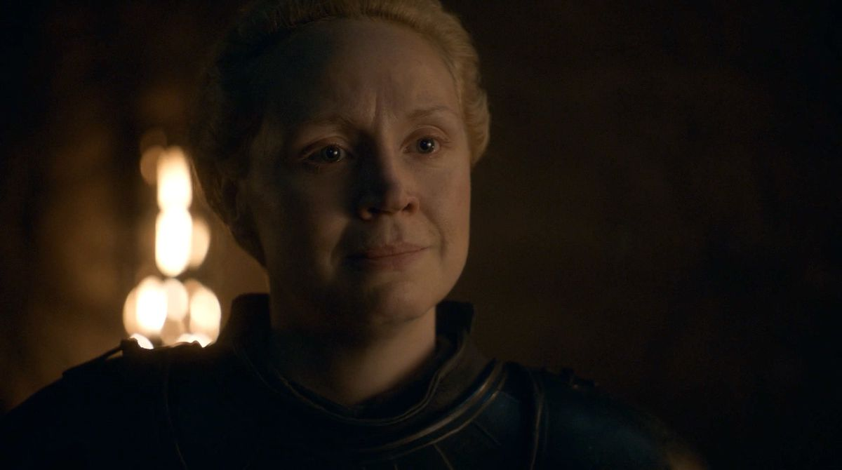 Game of Thrones S08E02 Ser Brienne of Tarth
