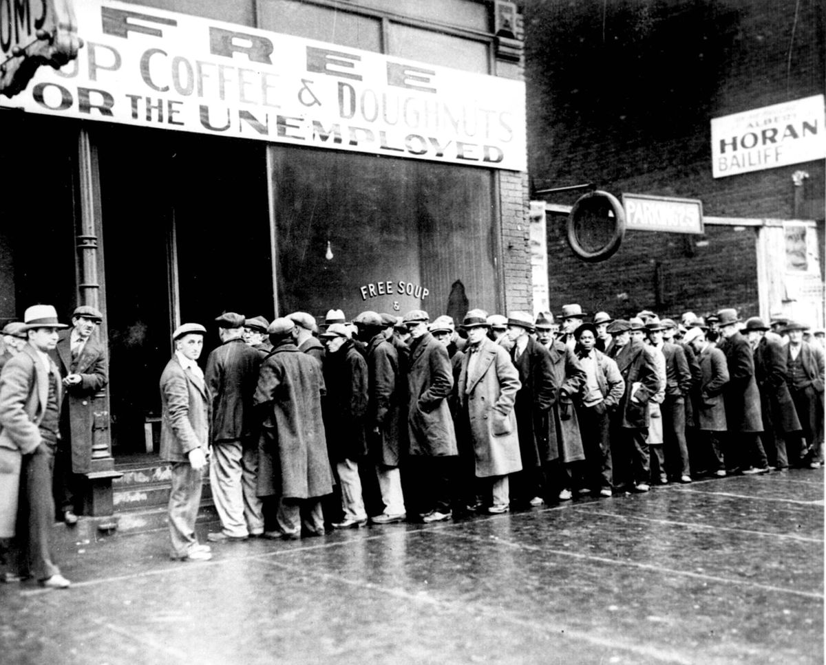 The Great Depression helped bring Prohibition's end.