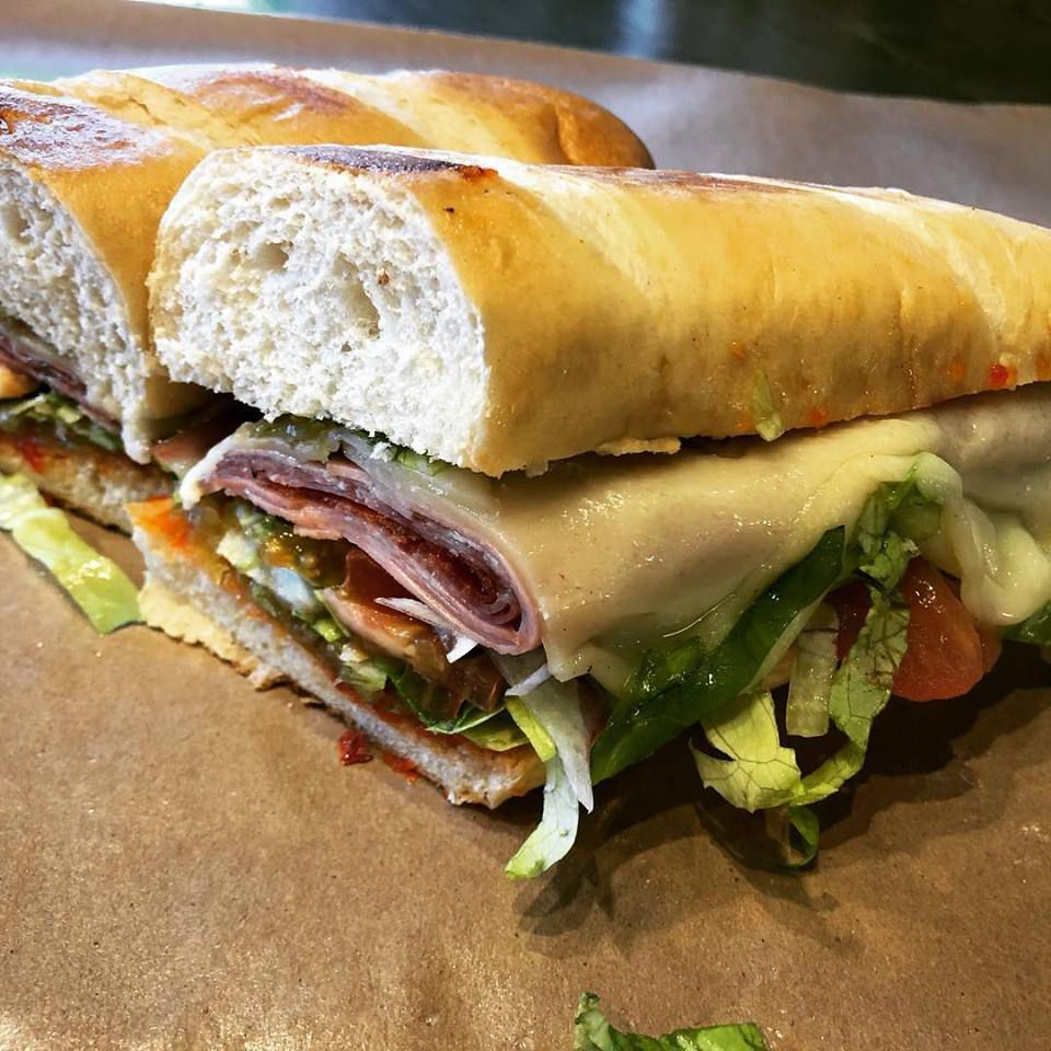 Sandwich from Other Side Delicatessen