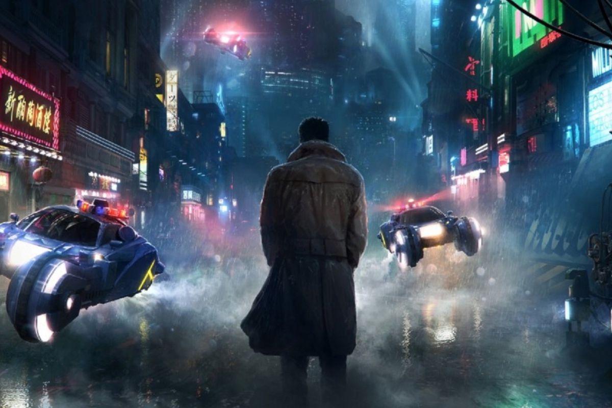 Ryan Gosling as Agent K in Blade Runner 2049.