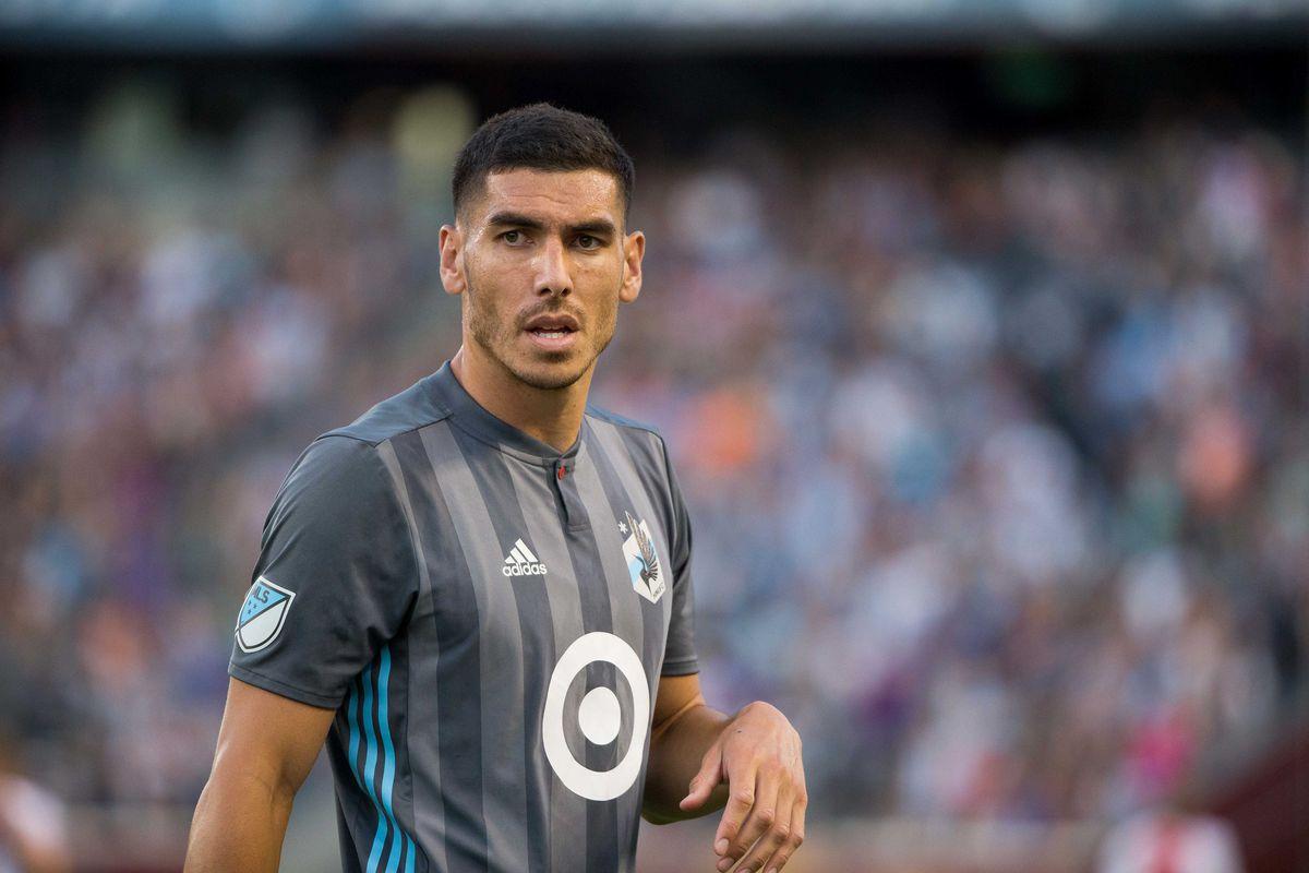 MLS: New England Revolution at Minnesota United FC