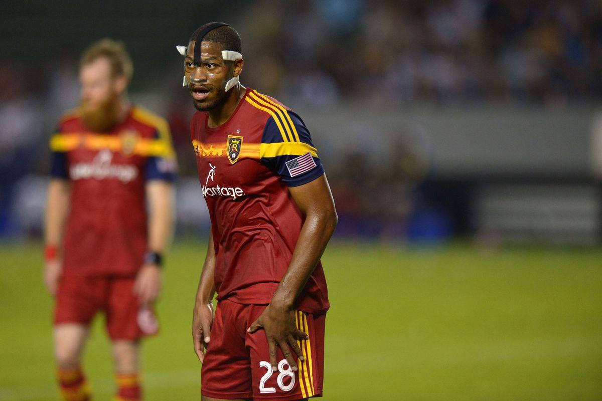 MLS: Playoffs-Real Salt Lake at Los Angeles Galaxy