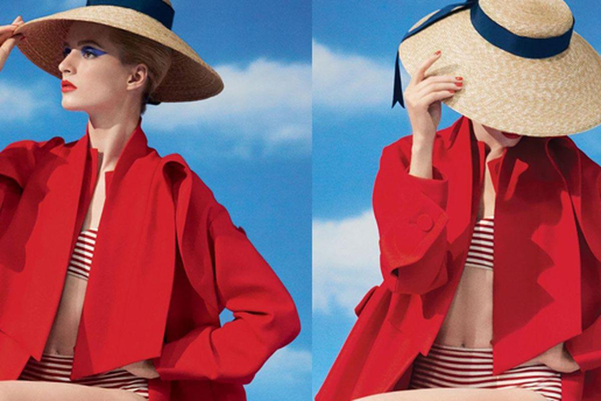 """Photos via <a href=""""http://www.dior.com/couture/home/en_gb"""">Christian Dior</a>"""
