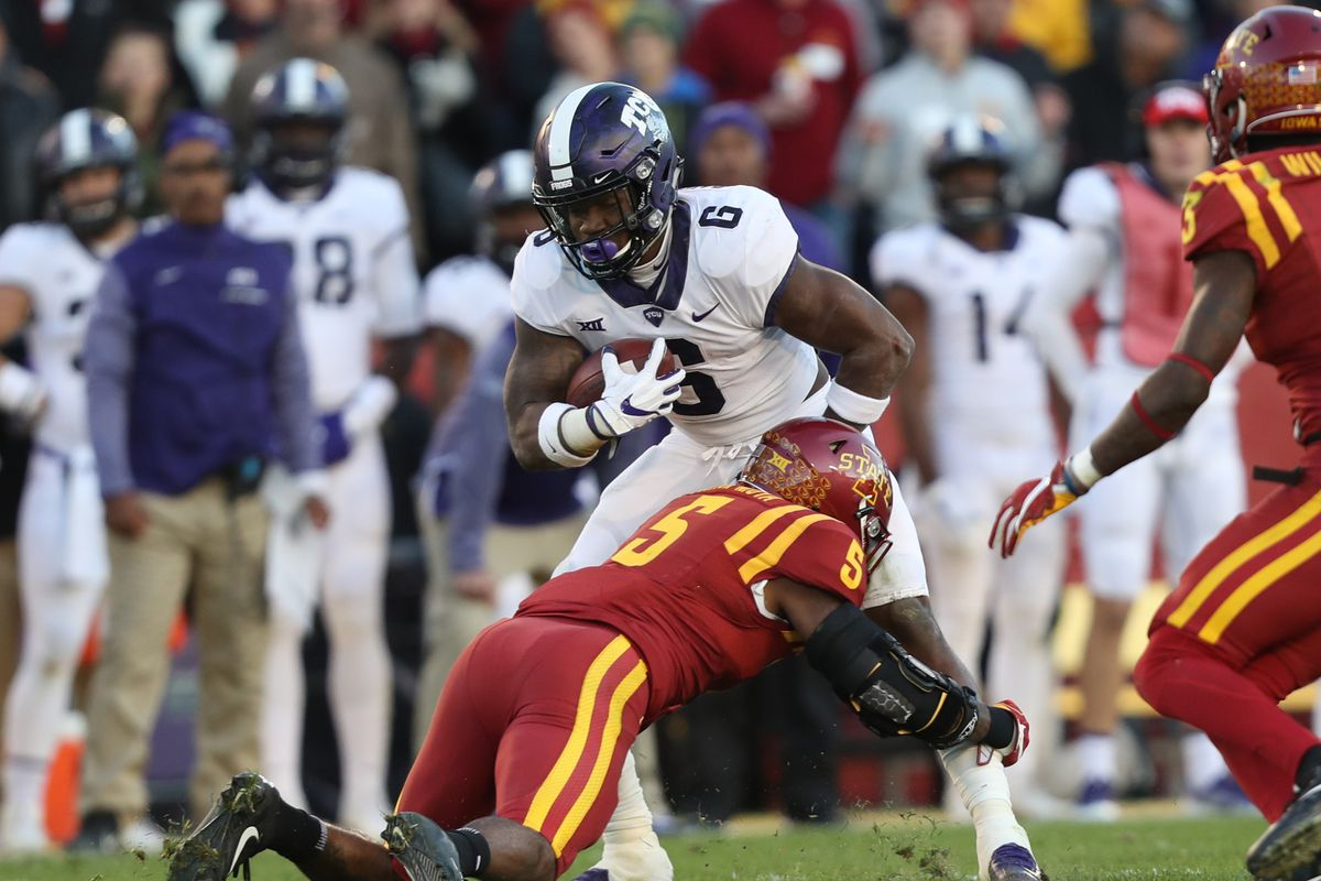 Why Dime Is Now Base Defense In The Big 12