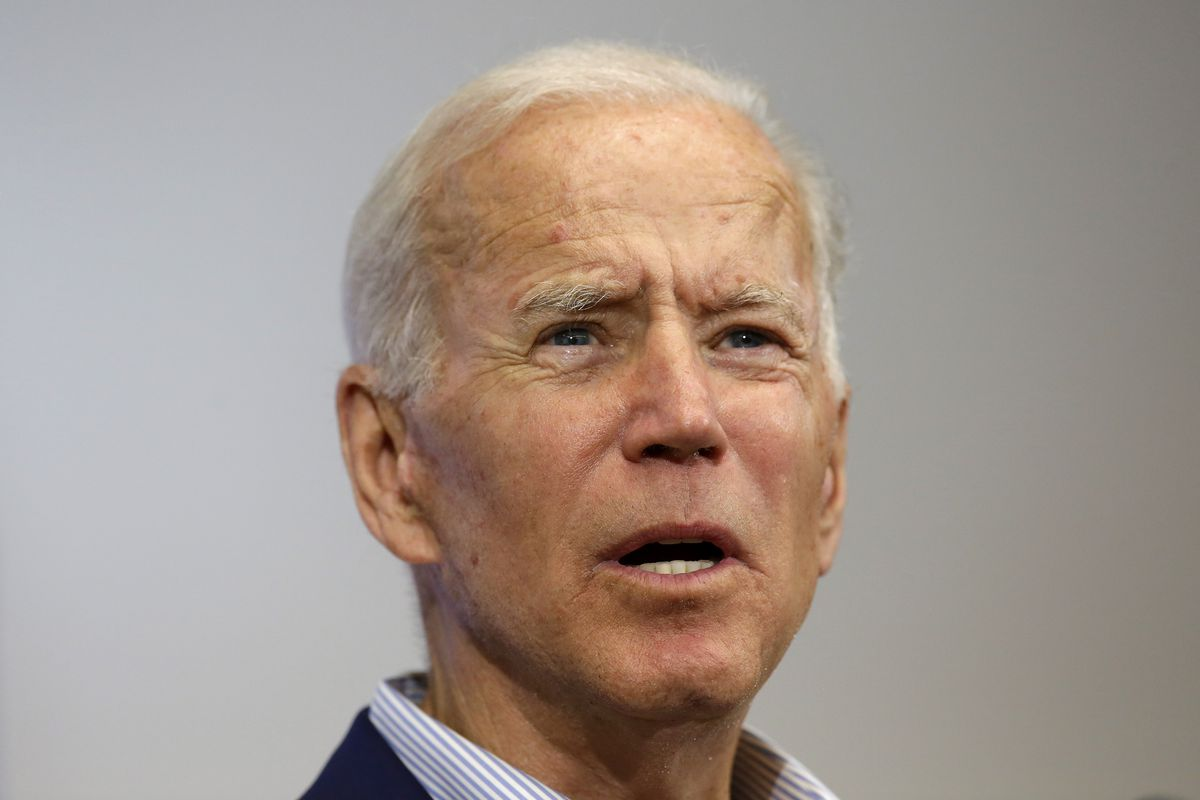 Joe Biden: 'I think I'm the most qualified person in the ...  |Joe Biden