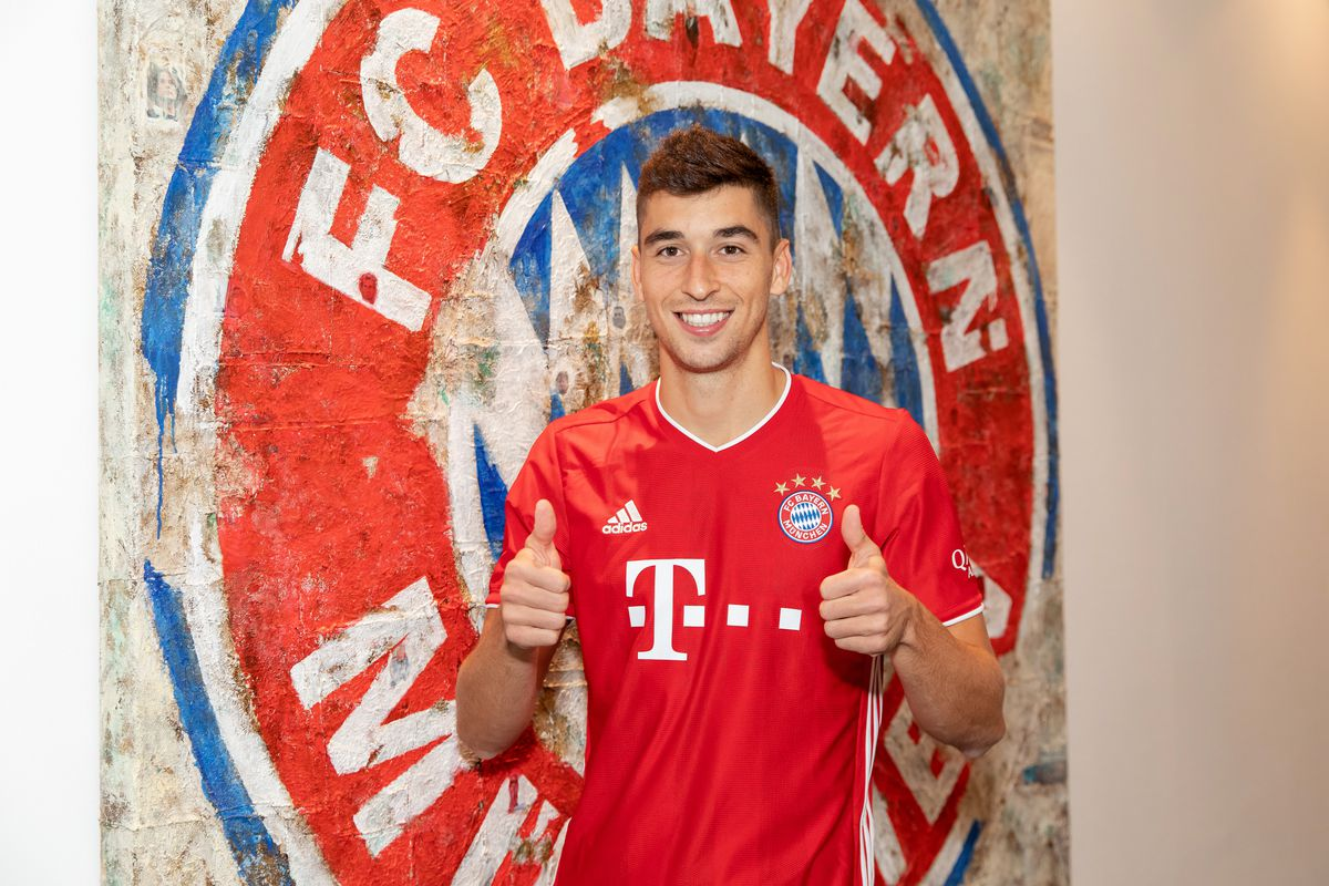 FC Bayern Muenchen Unveils New Signing Marc Roca