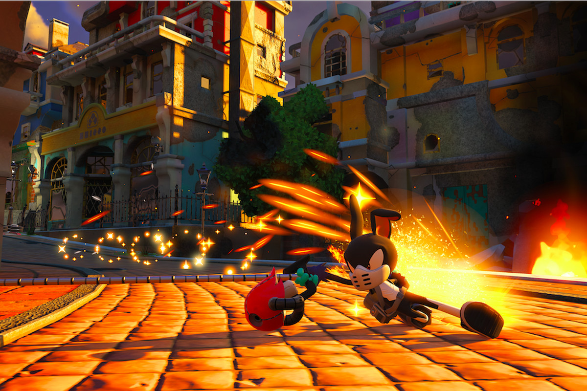 Sonic Forces Is Getting a Classic New Stage