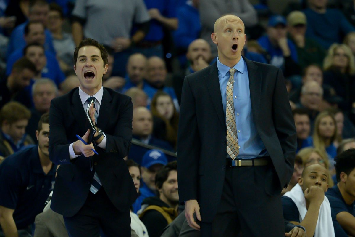 Coach Mack has had enough of someone's garbage.