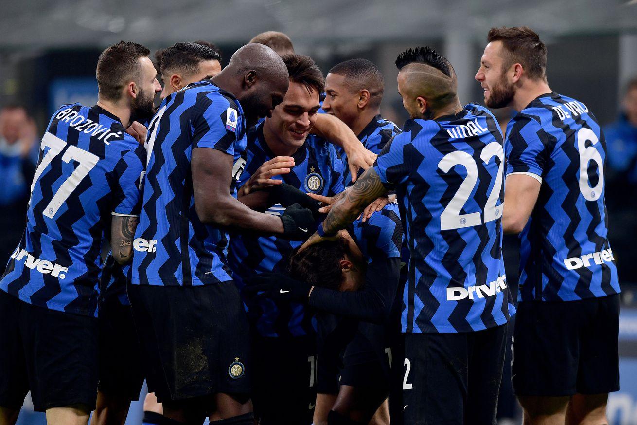 Inter Milan 2-0 Juventus: Match Recap