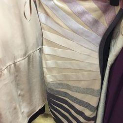 Herve Leger Metallic Mini Me dress, $102 (was $1,590)